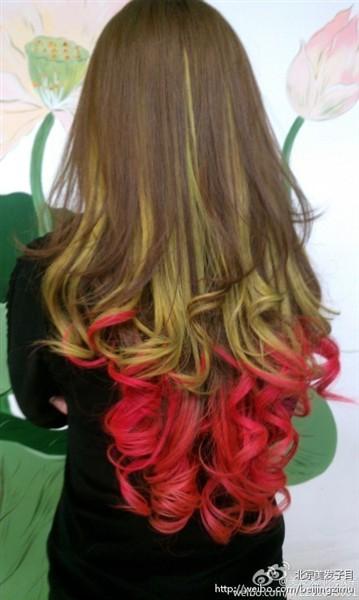 子木美发师的沙龙照片