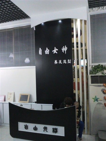 枣庄山东枣庄自由女神美发联盟机构