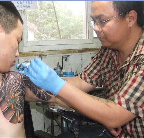 商丘大鹏纹身工作室