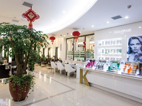 上海上海曼都美容美发有限公司