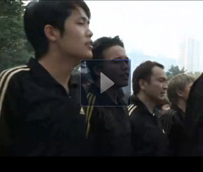 名姿美发学院(北京、广州、成都、厦门)军训拓展