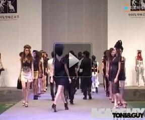 2010中国发型师艺术节精彩瞬间回顾