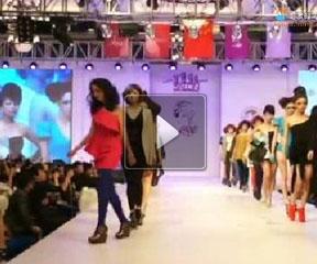 第三届国际沙龙美发节流行造型发布